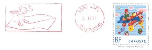 Envoyer Lettre Au Pere Noel Par La Poste.Ecrire Au Pere Noel
